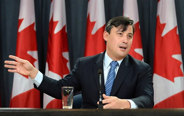 Conservative MP Michael Chong in Ottawa on Tuesday, December 3, 2013. THE CANADIAN PRESS/Sean Kilpatrick