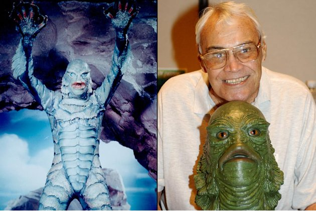 Monsters Creature From the Black Lagoon Ben Chapman