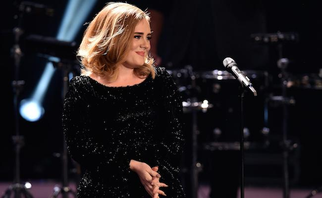 Adele Performed 'I Miss You' At A Secret Grammys Gig And It Is Every Bit As Amazing As You'd Expect