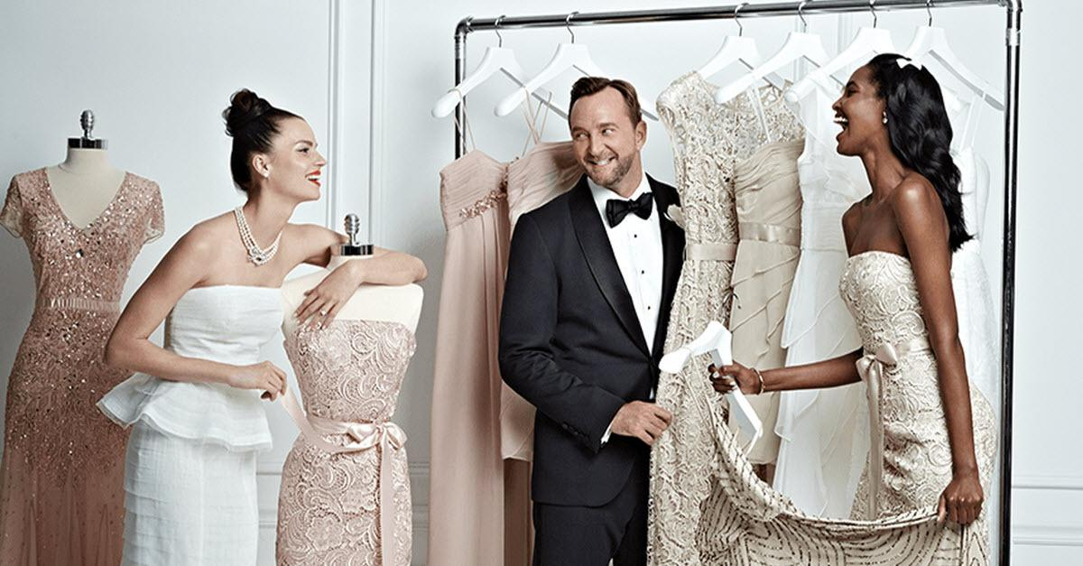 See Clinton Kelly's Top Bridal Gown Picks