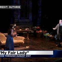 WCCO Interview: Lead Actress From 'My Fair Lady'