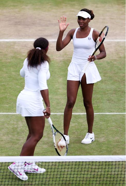 The Championships - Wimbledon 2012: Day Nine
