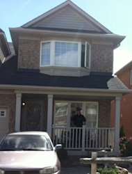 The bodies of a father and his young son were found in a Milton, Ont., home on Saturday. Police have determined that the deaths were the result of a murder-suicide.