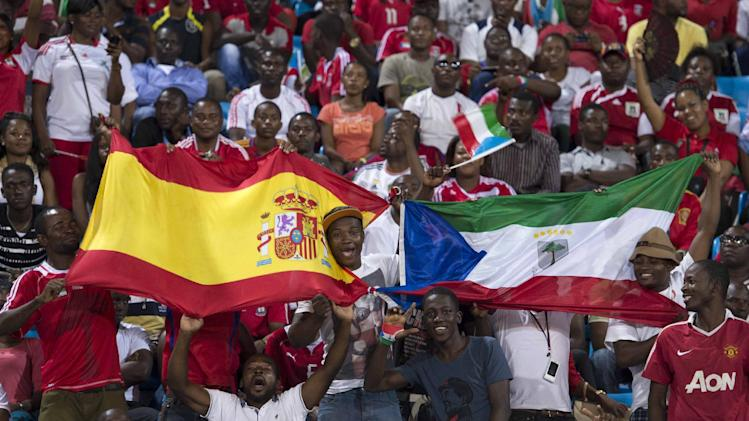 Spain beats Equatorial Guinea 2-1 in friendly