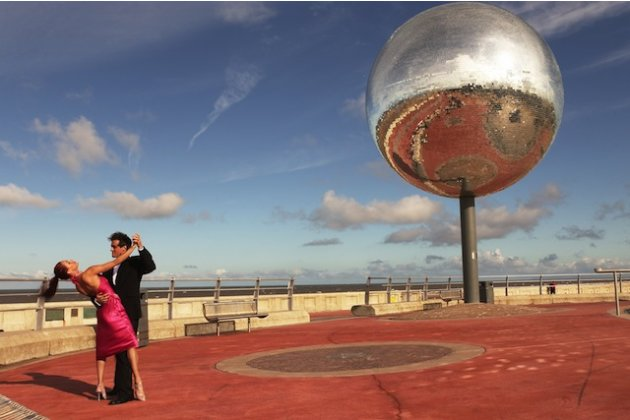 Blackpool mirrorball