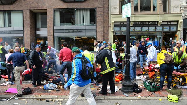 Boston Uncommon: Bombs and Bravery