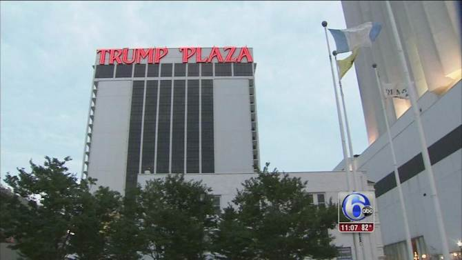 Closure notices sent to Trump Plaza workers