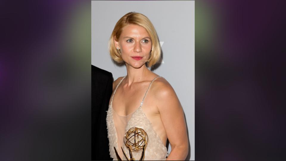 Claire Danes Gives Jared Leto & My So-Called Life A Shout-out In Emmy Ad