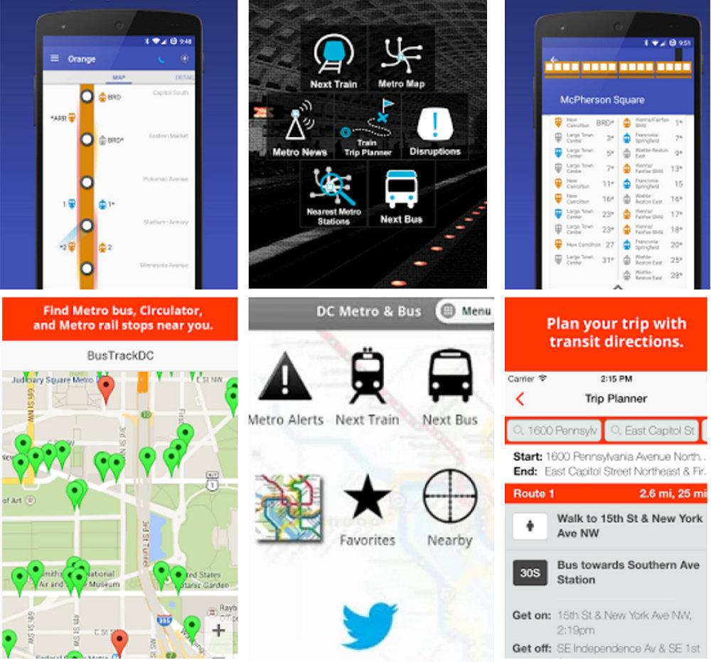 Hey, Metro Riders! Here Are the Apps That Will Make Your Life Easier