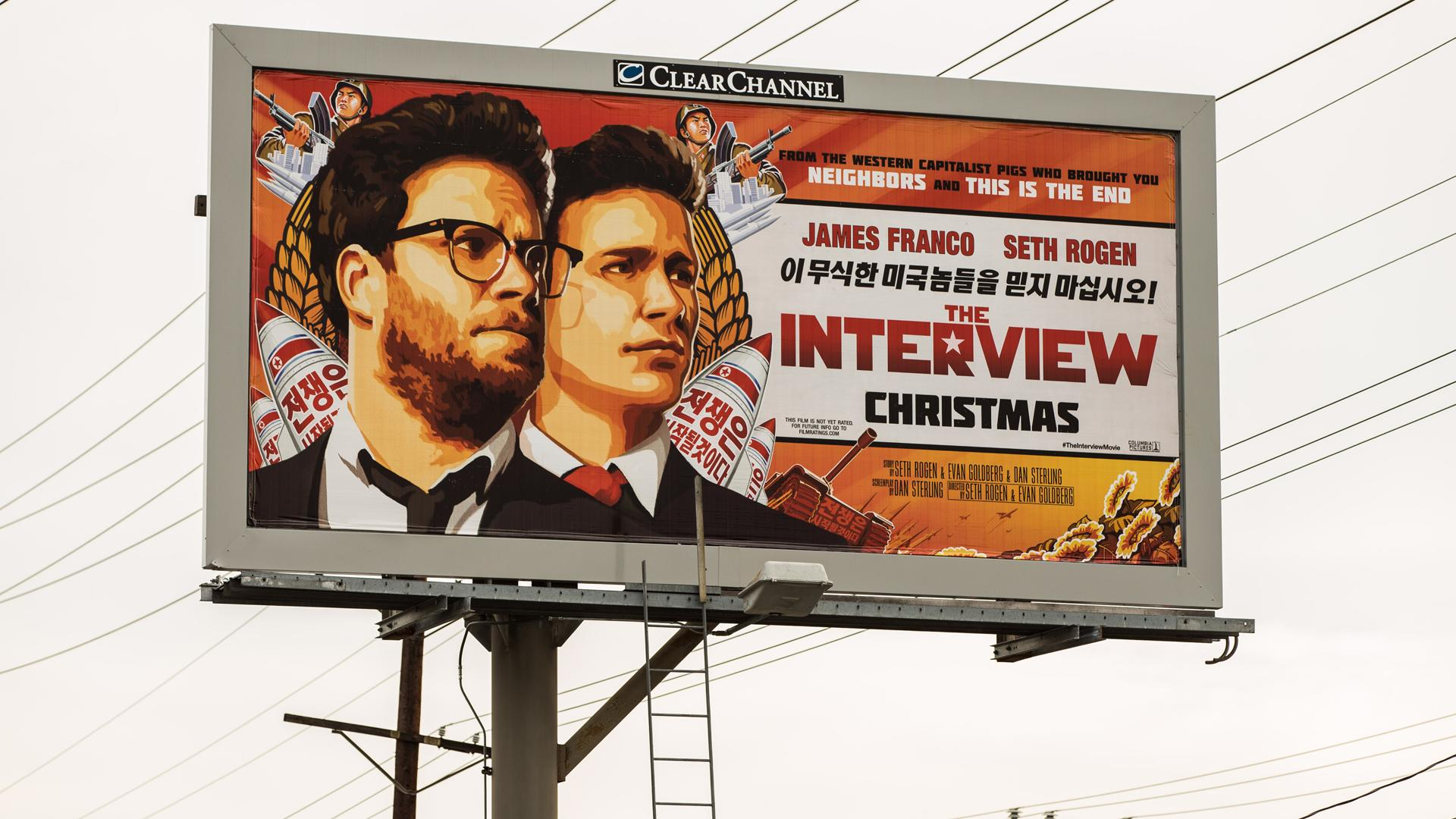Publicists Nominate 'The Interview' for Top Movie Campaign
