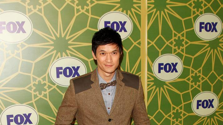 "Harry Shum Jr. (""Glee"") attends the 2012 Fox Winter TCA All-Star Party at Castle Green on January 8, 2012 in Pasadena, California."
