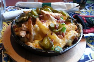 Chili's Texas Cheese Fries