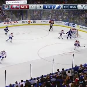 Montreal Canadiens at Tampa Bay Lightning - 05/06/2015
