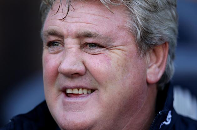 Hull City manager Steve Bruce was critical of his team's second half display