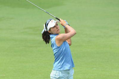 Lexi Thompson drains hole-in-one to get in contention at HSBC Women's Champions