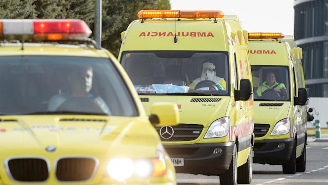 Two workers have been killed and a third seriously injured in an explosion at a biodiesel plant in eastern Spain