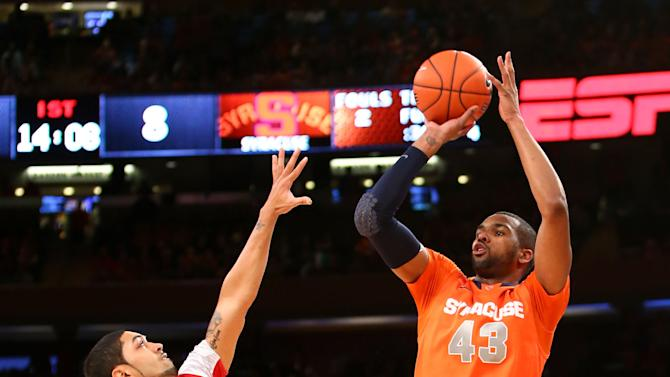NCAA Basketball: Big East Tournament-Louisville vs Syracuse