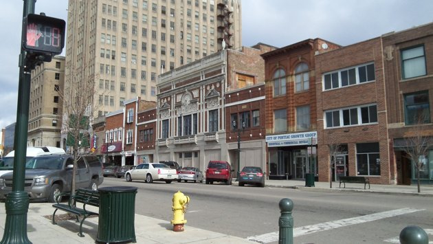A Second Half Economic Comeback For Pontiac Michigan A