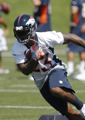 RB McGahee to play for Browns Sunday in Minnesota