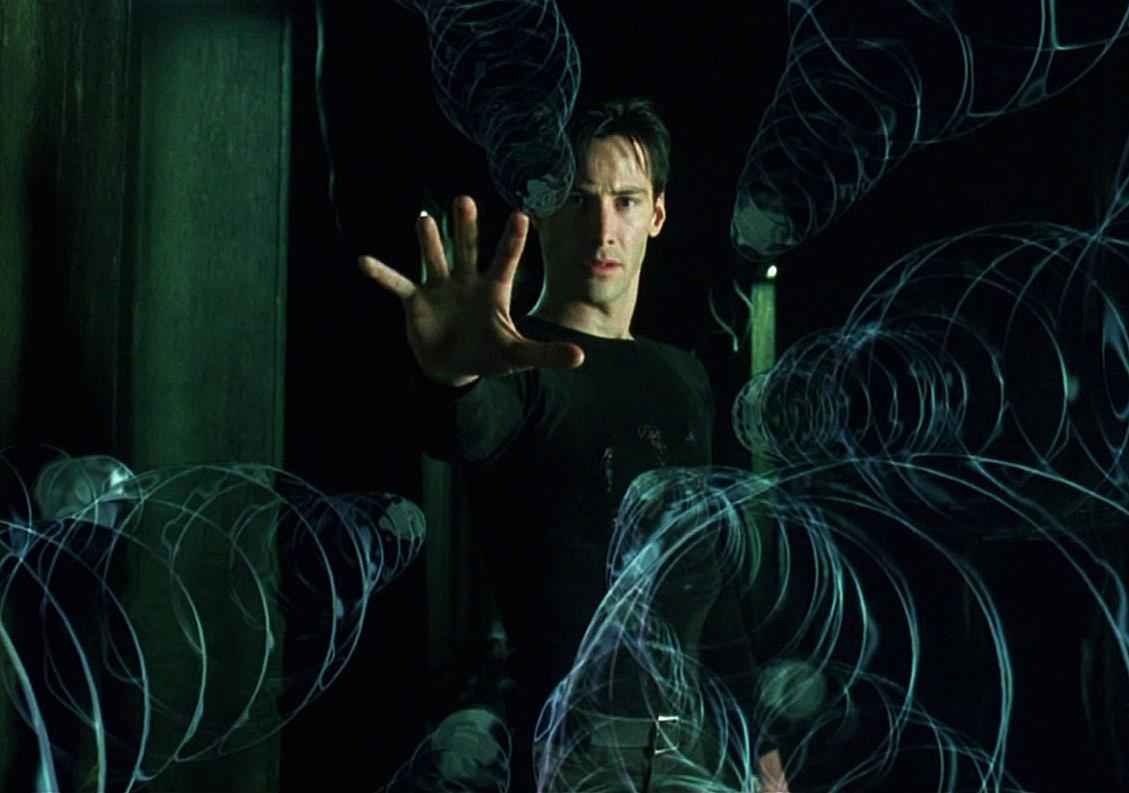 Microsoft just bought a company from Intel that powered the special effects in 'The Matrix'