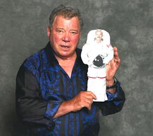 Astronaut in Space Opens Hailing Frequencies for William Shatner Thursday