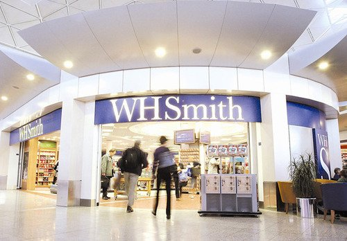 WHSmith turns its high street stores into Wi-Fi hotspots. Wi-Fi, WHSmith, Kobo, eReader, The Cloud 0