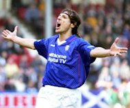 Former Rangers star Claudio Caniggia said he is sad over what has happened to his old club