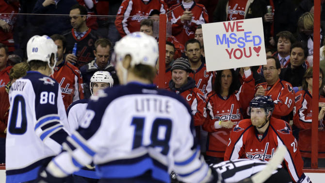 NHL shows fans refuse to get iced out of action