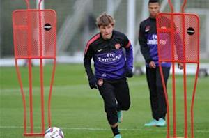 Arshavin set for Zenit return