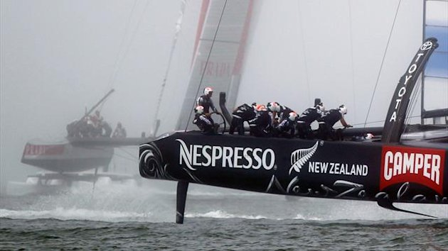 Emirates Team New Zealand (Reuters)