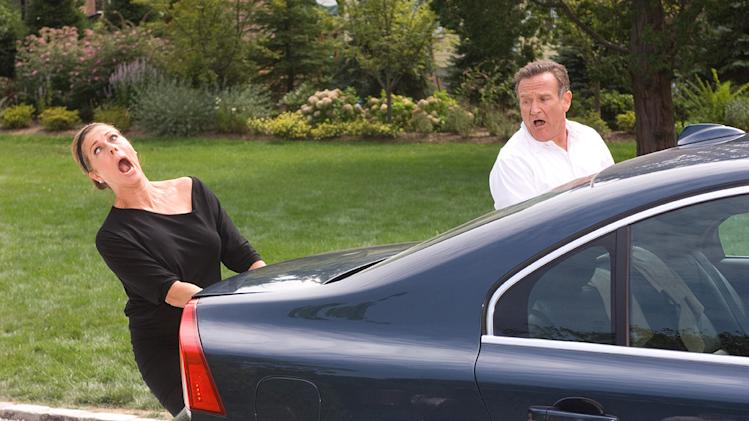 Old Dogs Production Photos 2009 Touchstone Rita Wilson Robin Williams