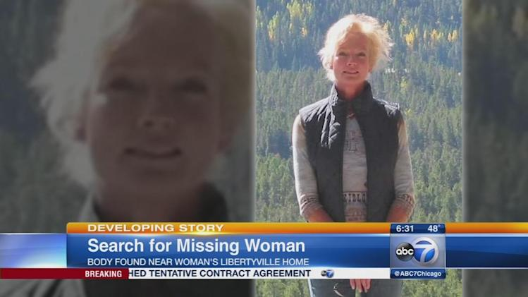 Authorities working to identify body found near missing Libertyville woman Anne Stroll's home