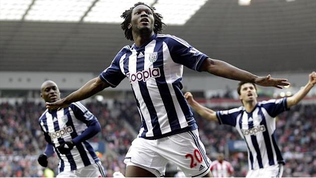 Premier League - West Brom v Wigan: LIVE