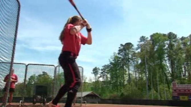 NC State sophomore slugs her way into record books