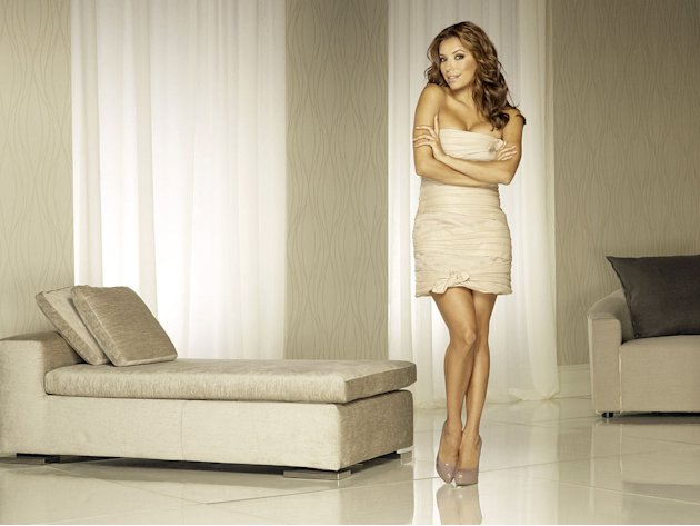 "Eva Longoria stars as Gabrielle Solis in ""Desperate Housewives."""