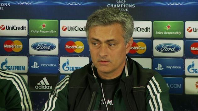 Real Madrid have everything to lose, says Mourinho