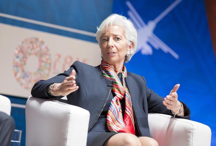 IMF's Lagarde says may have to look at reform alternatives