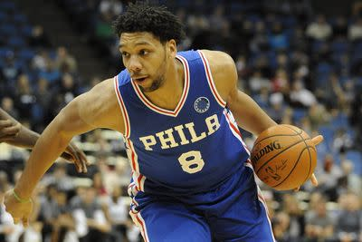 76ers' Jahlil Okafor allegedly involved in street fight
