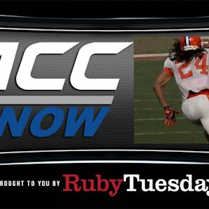 Clemson Loses Key Offensive Weapon | ACC Now