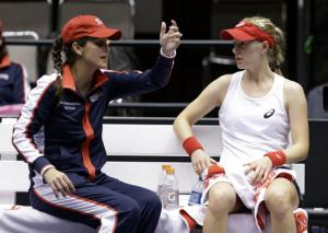 US to face France at home in Fed Cup