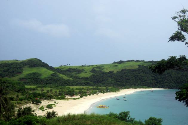Choose your own island getaway Calaguas