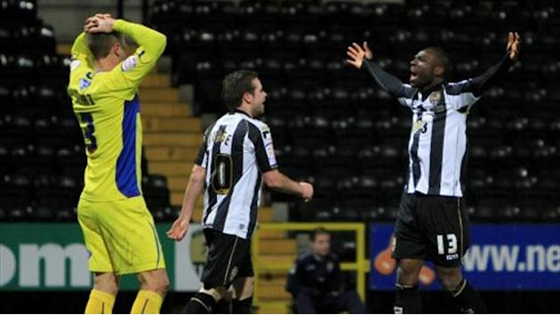 League One - Zoko fires amazing Notts County fightback