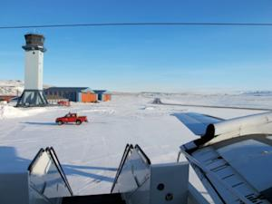NASA's IceBridge Mission Braves the Arctic