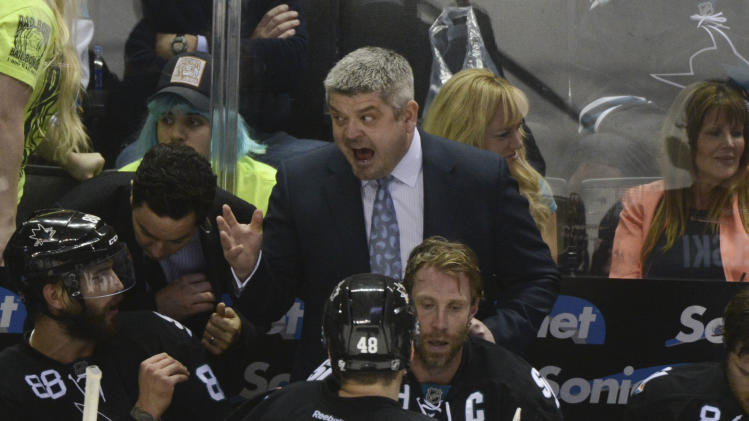 Todd McLellan safe? Sharks GM telling owners he wants coach bac…