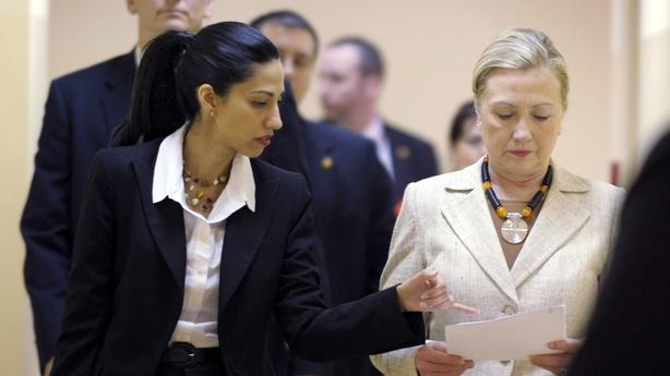Meet Huma Abedin's Latest Defender: John Boehner