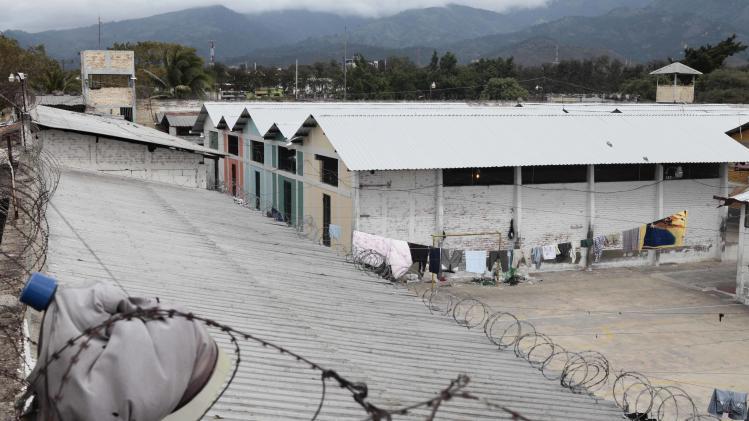 Little change in Honduras prison where 362 died