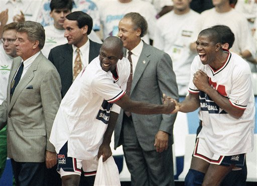 Dream Team documentary shows footage of lone loss