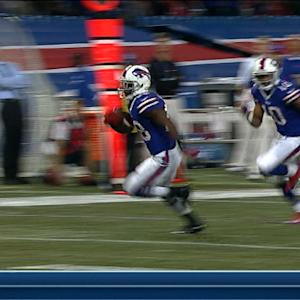Buffalo Bills running back C.J. Spiller 36-yard touchdown