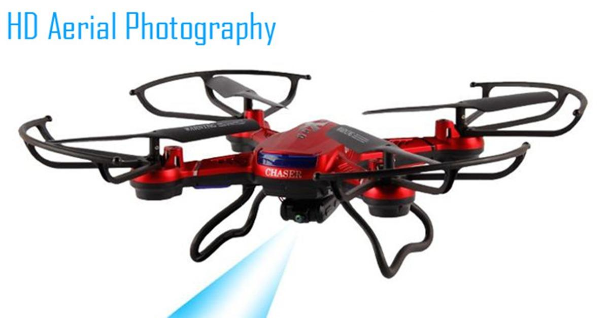 RC Quadcopters From $15