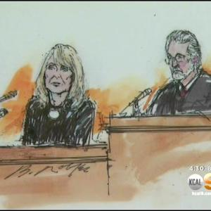 Shelly Sterling Takes The Stand For Another Day In Fight Over Clippers Future